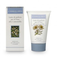 Purely Special - Make-up Removal and Cleansing - Face Cleansing Milk with Chamomile - 125 ml