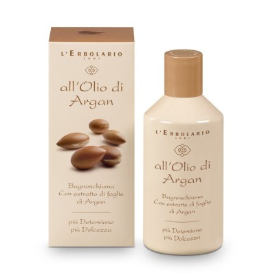 With Argan Oil - Shower gel