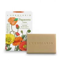 Papavero Soave - Sweet Poppy - Perfumed Soap - 100 g