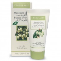 Face Mask with Clay & Propolis - 50 ml