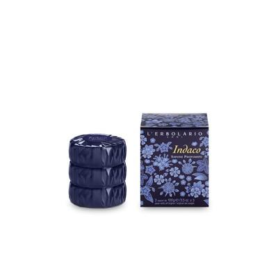 Indico - Indigo Perfumed Soap Set