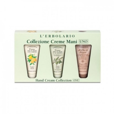 Hand Cream Trio - Lemon, Olive & Argan