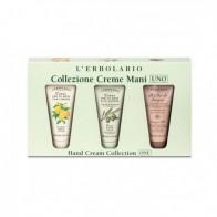 Hand Cream Trio - Lemon, Olive & Argan