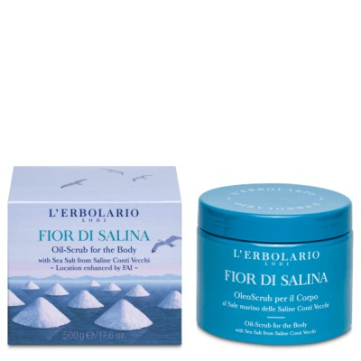 Fior di Salina Oil Body Scrub