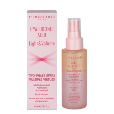 Hyaluronic Acid Light&Volume 2 Phase Spray