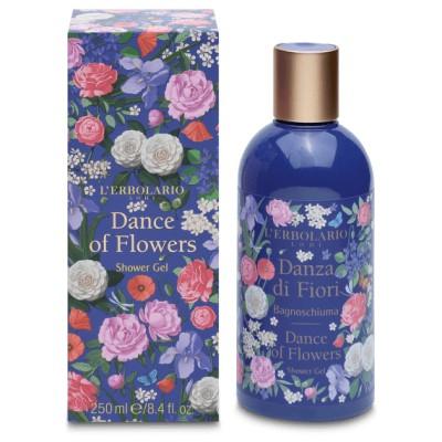 Dance of Flowers Shower Gel