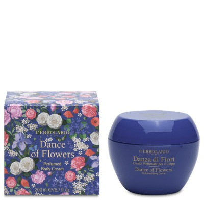 Dance of Flower Body Cream