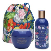 Dance of Flowers Beauty Bag Duo