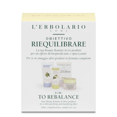 To Rebalance - For oily/combination skin