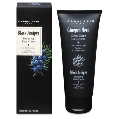 Energising Black Juniper Body Cream