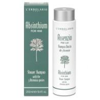Assenzio - Absinthium for Him Shower Shampoo