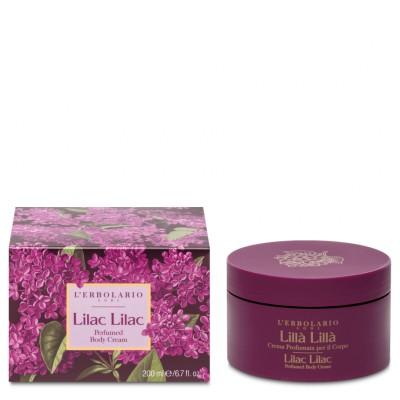 Lila Lila - Lilac Lilac Body Cream