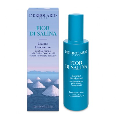 Fior di Salina Deodorant Lotion Spray