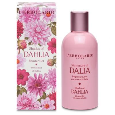 Shades of Dahlia Shower Gel