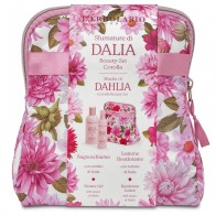 Shades of Dahlia Corolla Beauty Bag