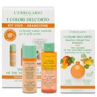 The Colours of the Vegetable Garden Nourishing Face Kit