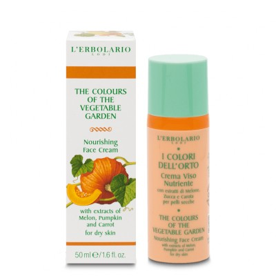 The Colours of the Vegetable Garden Nourishing Face Cream