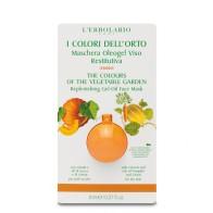 The Colours of the Vegetable Garden Replenishing Gel-Oil Face Mask