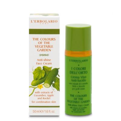 The Colours of the Vegetable Garden Anti-shine Face Cream