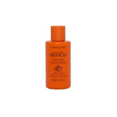 Accordo Arancio Shower Gel Travel-size