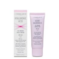 Hyaluronic Acid CC Face Cream SPF20 Caramel