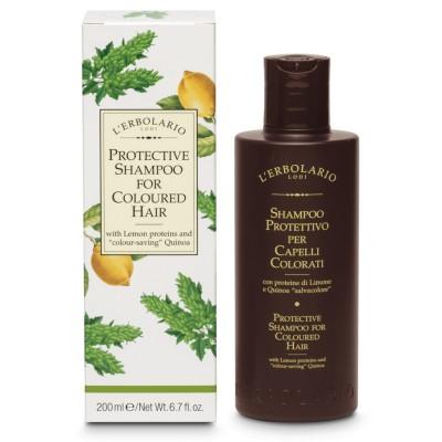 Protective Shampoo for Coloured Hair