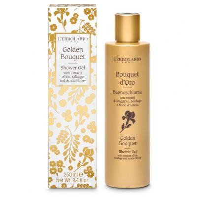 Golden Bouquet Shower Gel