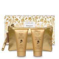 Golden Bouquet Beauty Pochette