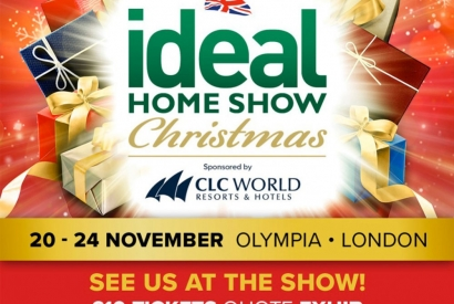 Ideal Home Christmas Fair